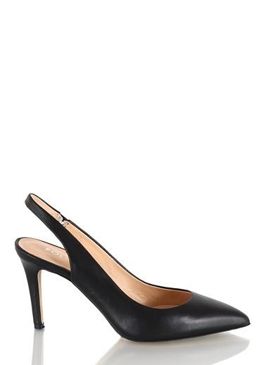 Poletto Ayakkabı Siyah